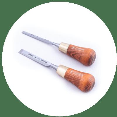 Začišťovací dláta Narex